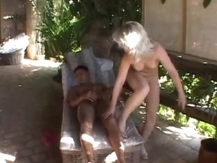 Very Cute Brazillian Golden-Haired Legal Age Teenager Anal Screwed