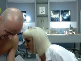 Dr. Torn's FemDomme Laboratory: Pushed, Probed, Fucked and Cucked!