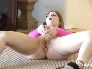 Toys Anal Video - DanielleFtv