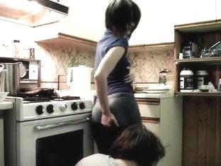 Incredible amateur Kitchen, Compilation porn video