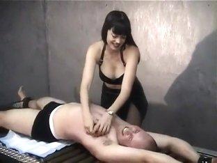 Tickling porno