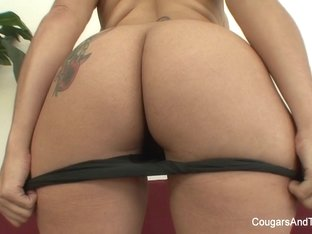 Yoga Instructor Milf Fucks Her Sexy New Student - CougarsandTeens
