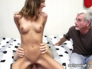 Molly Manson & Jack & Chuck in Sneaky Old Man Has A Fuck Plan - SellYourGF