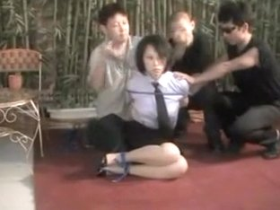Fashen, asian ladys tied and gagged