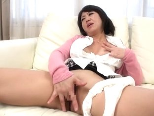 Exotic Japanese girl in Fabulous Solo Female, Mature JAV scene