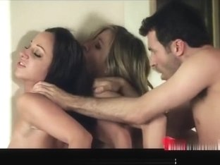 James Dean shares Chastity Lynn and Jada Stevens in a threesome