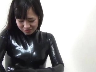 Japanese Latex Catsuit 97