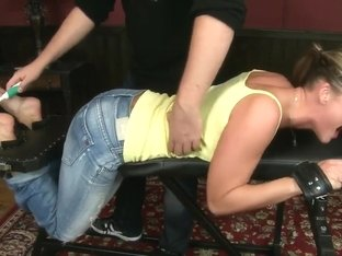 Tickling Czech Blonde (Watch the Volume - She Giggles Loudly!)