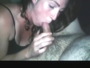 Horny homemade blowjob, creampie, reversed cowgirl adult movie