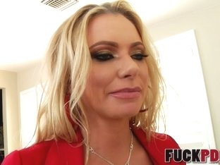 Briana Banks In Savage Sodomy Ass To MILF Filth