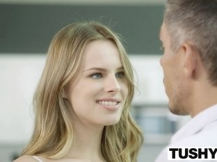 TUSHY Hot Young Model Jillian Janson Fucked in the Ass