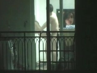 Voyeur on Korean couple