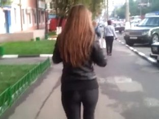 Great ass walking