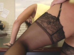 Ava Devine Xander Corvus In First Sex Teacher