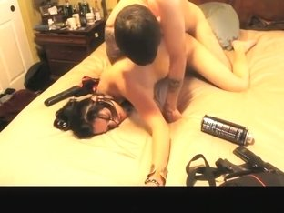 Horny exclusive missionary, doggystyle, sex toys xxx movie