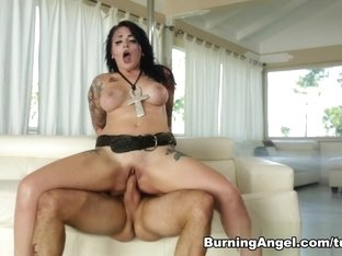 Hottest pornstars Tommy Pistol, Draven Star in Best Big Ass, Gothic adult video