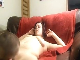 Couple Uses Hands for Pleasure