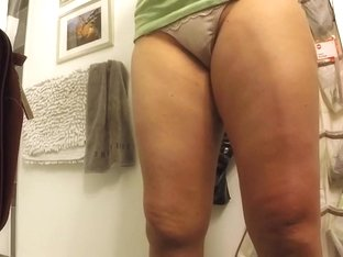 Hairy Asian Milf Thick Ass Huge Nips Panties
