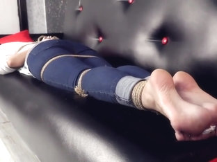 Russian girl tickle torture