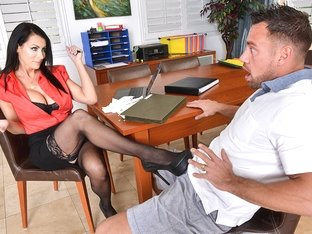 Reagan Foxx & Johnny Castle in IHaveaWife
