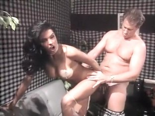 Hank Armstrong and Anna Malle from Sexually Incorrect (1996)