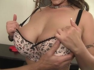 Fabulous pornstar Eva Notty in hottest big tits, big ass sex clip