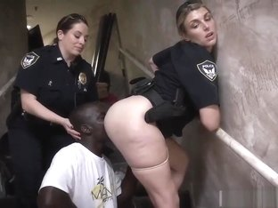 Big tits milf fucks behind the scenes Street Racers get more than they