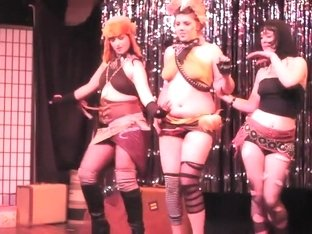 Burlesque Strip SHOW-33 Hot Potato
