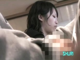 Amiable oriental sexy slut is having sharking meeting with some stranger