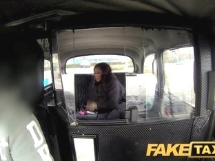 FakeTaxi: Diminutive cutie with large a-hole pays for her crime