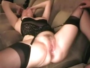 Mature sexy wife gets slammed in front of her man cuckold sex