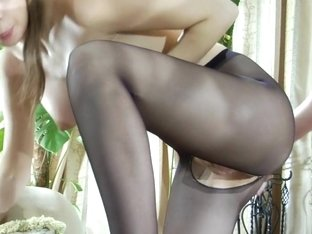 PantyhoseLine Movie: Irene and Rolf