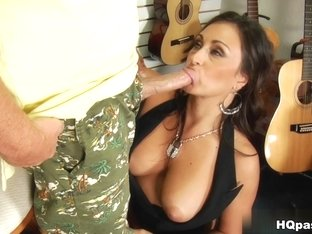 Exotic pornstar in Best MILF, Hardcore sex movie