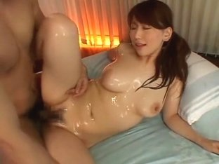 Best Japanese chick Ai Sayama in Incredible Big Tits, Fetish JAV movie