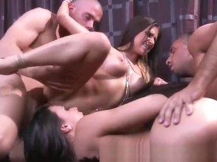 Brazzers - Rachel RoXXX  Rachel Starr in hot swinger foursome