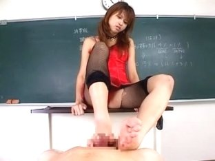 Crazy Japanese slut Akira Shiratori in Fabulous Cunnilingus, POV JAV movie