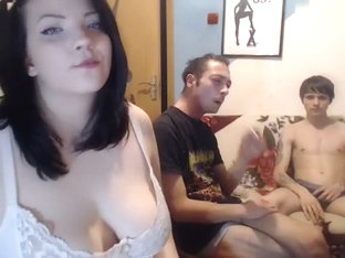 crazycouple3 dilettante episode on 1/17/15 21:13 from chaturbate