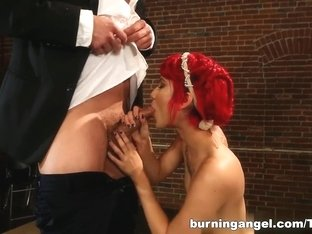 Horny pornstar in Amazing Blowjob, Gothic sex video