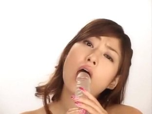 Crazy Japanese whore Asahi Miura in Exotic Solo Girl, Dildos/Toys JAV movie