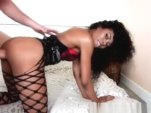 Pounding White Dick In To Black Ex Girlfriend Doggystyle Pov