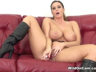 Amazing pornstar Alison Tyler in Exotic Redhead, Masturbation xxx movie