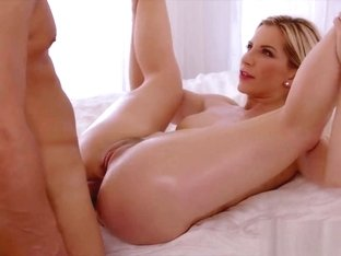 Flaming hot anal assistant Ashley Fires