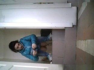 Furniture cat peeing