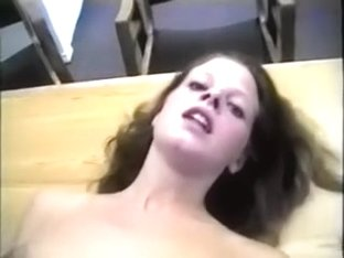 Amateur French-Canadian slut