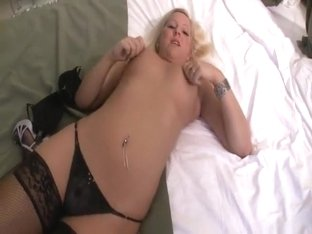 Call Girl Swallows Cum and Leaves