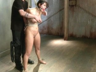 Hot MILF Tight Bondage Mind Blowing Orgasms