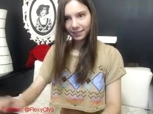 flexyolya amateur record on 07/08/15 14:18 from MyFreecams