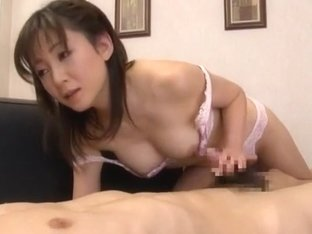 Fabulous Japanese model Ai Komori in Crazy JAV movie