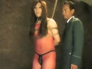 Crazy Japanese model in Hottest Fetish, BDSM JAV video