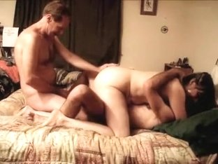 Mature couple swinger sex with good friend double penetration anal